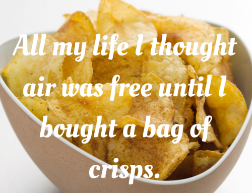 All My Life I Thought Air Was Free……..